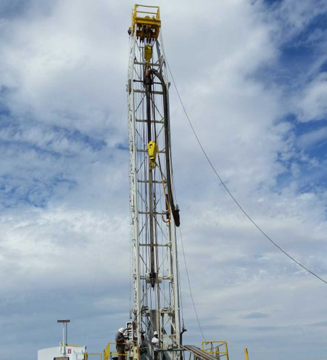 Challenger 320 Drilling Rig