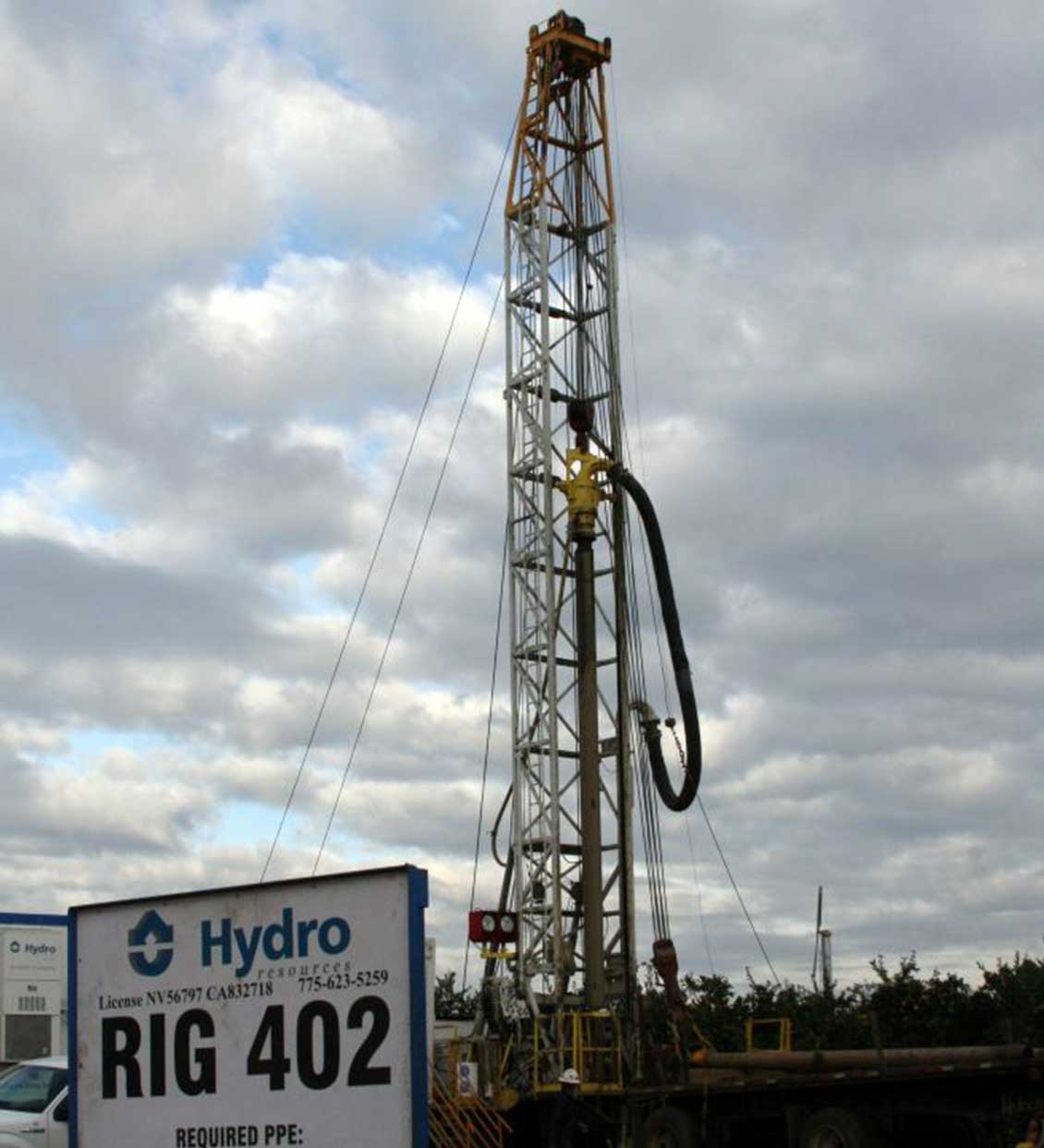 Midway 2500 Drilling Rig