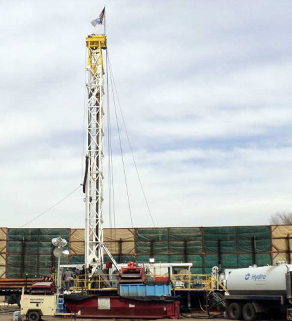 Midway 3500 Drilling Rig