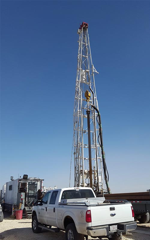 Failing JED Drilling Rig – #10006